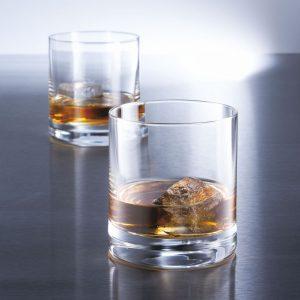 Whiskey en longdrink glazen